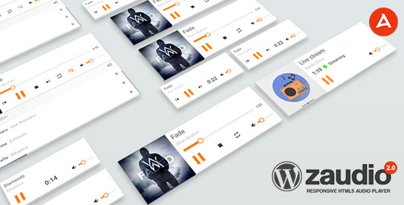 Best 5 New Released HTML5 Audio Player WordPress Plugins