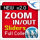 jquery Slider Zoom In/Out Effect Fully Responsive WordPress Plugin