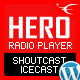 icon - HERO – Shoutcast Icecast WordPress Radio Player With History