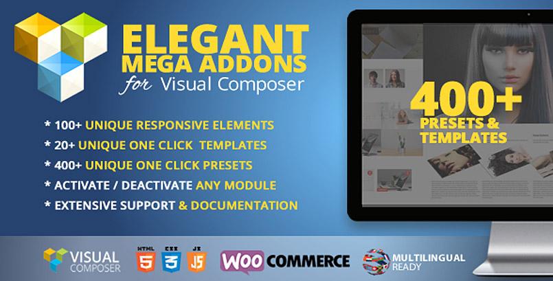 Elegant Mega Addons for Visual Composer