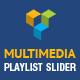 VC Addon Multimedia Playlist Slider