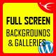Image and Video FullScreen Background WordPress Plugin